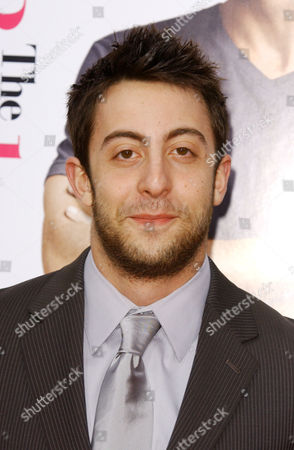 Editorial photo of 'The Back-up Plan' film premiere, Los Angeles, America - 21 Apr 2010