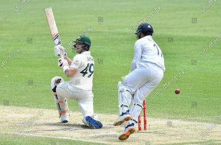 Editorial image of Cricket Test Match - Australia vs India, Brisbane - 18 Jan 2021