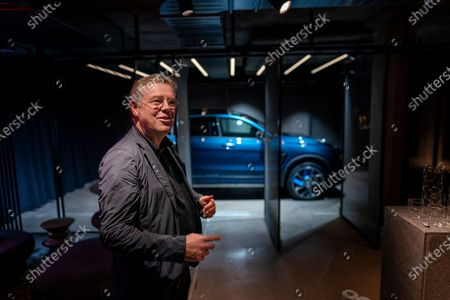 Stock Picture of Alain Visser, CEO of Lynk & Co a digital-native sister brand to Volvo Cars, at the company's new premises in Gothenburg, Sweden