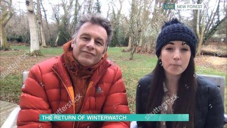 Editorial photo of 'This Morning' TV Show, London, UK - 18 Jan 2021