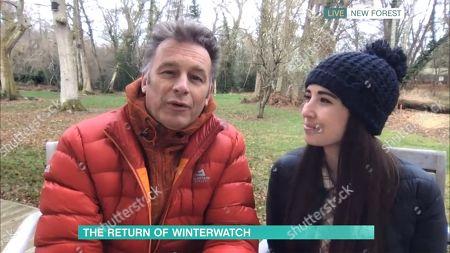 Editorial image of 'This Morning' TV Show, London, UK - 18 Jan 2021