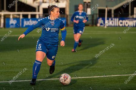 Sarah Wilson (#5 Durham)
