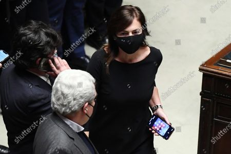 Editorial image of Government crisis in Italy, Rome - 18 Jan 2021