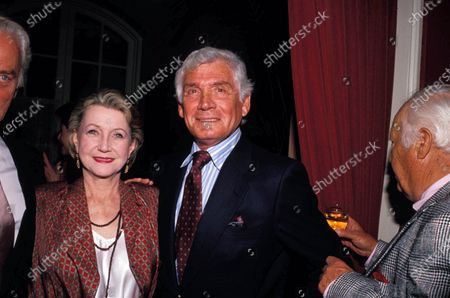 Gene Barry And Betty Barry 1989