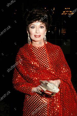 Ann Blyth 1979