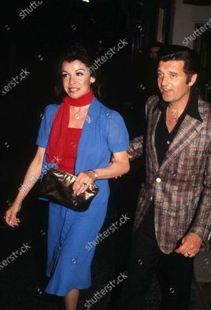 Annette Funicello And Jack Gilardi 1979