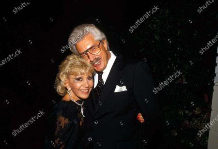 Rona Barrett AND HUSBAND BILL