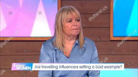 Stock Picture of Linda Robson