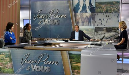Editorial image of Jean-Pierre Pernaut on LCI, Paris, France - 17 Jan 2021