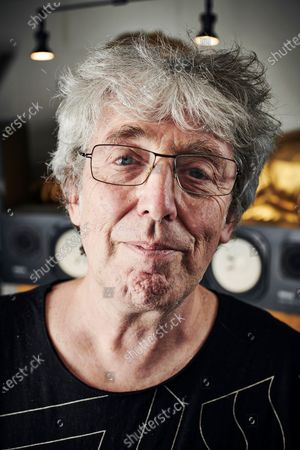 Editorial picture of Steve Hillage Portrait Shoot, London, UK - 18 Sep 2019