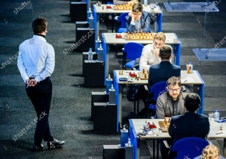 Chess grandmaster Magnus Carlsen