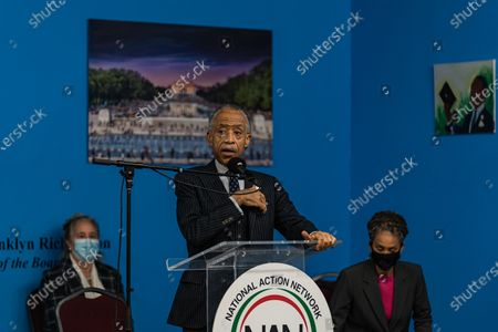 Dr. Martin Luther King Day Celebration at National Action Network
