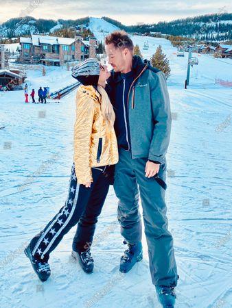 Exclusive - Paris Hilton and Carter Reum