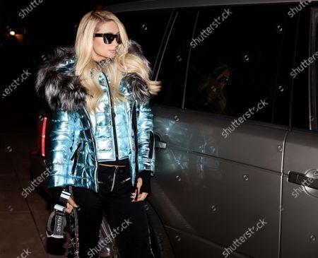 Exclusive - Paris Hilton