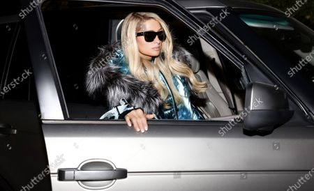 Stock Photo of Exclusive - Paris Hilton
