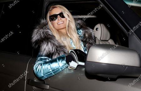 Stock Picture of Exclusive - Paris Hilton