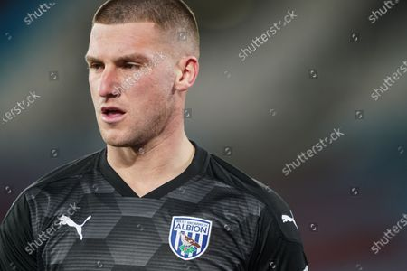 Sam Johnstone of West Bromwich Albion