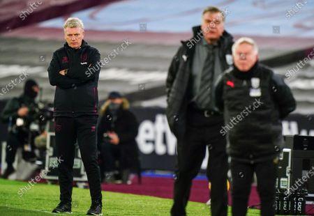 Editorial picture of West Ham United v West Bromwich Albion, Premier League, Football, The London Stadium, London, UK - 19 Jan 2021