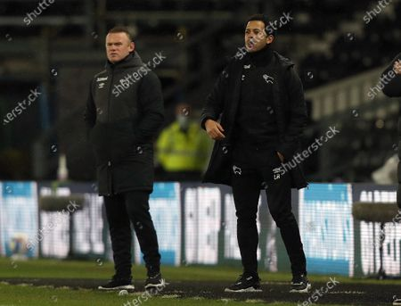 Editorial image of Derby County v AFC Bournemouth, EFL Sky Bet Championship, Football, Pride Park Stadium, Derby, UK - 19 Jan 2021