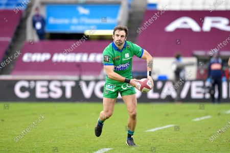 Jean Pascal Barraque of ASM Clermont