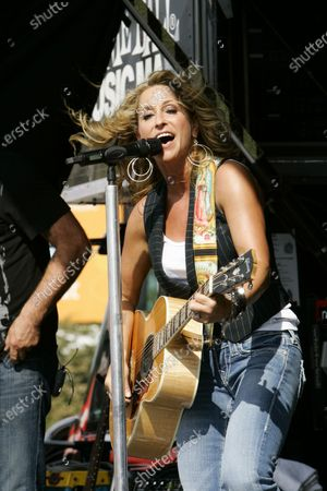 Editorial picture of Country Throwdown, First Midwest Bank Amphitheatre, Tinley Park, Illinois, USA - 22 May 2010