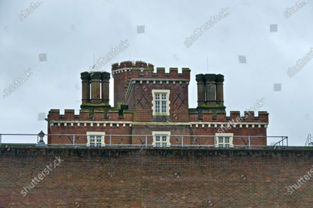 Editorial photo of Campaign to save Reading Gaol, Reading, Berkshire, UK - 19 Jan 2021