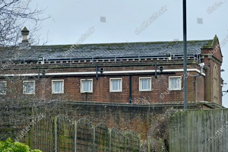 Editorial picture of Campaign to save Reading Gaol, Reading, Berkshire, UK - 19 Jan 2021