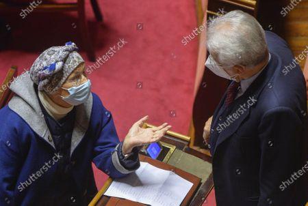 Emma Bonino, Mario Monti