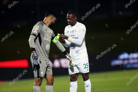 Editorial picture of Al-Ahli vs Abha, Jeddah, Saudi Arabia - 19 Jan 2021