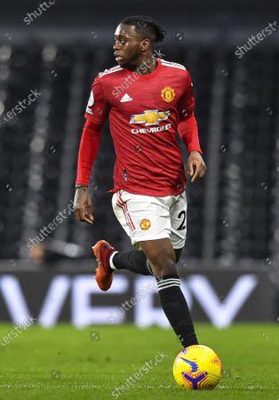Aaron Wan-Bissaka of Manchester United