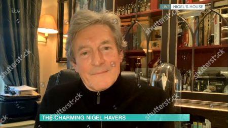 Stock Image of Nigel Havers