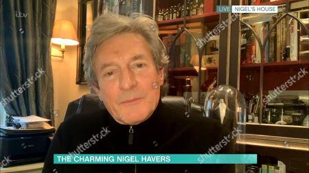 Stock Photo of Nigel Havers