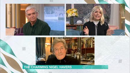 Editorial image of 'This Morning' TV Show, London, UK - 20 Jan 2021