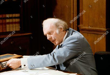 John Horsley (as Vernon Fletcher)