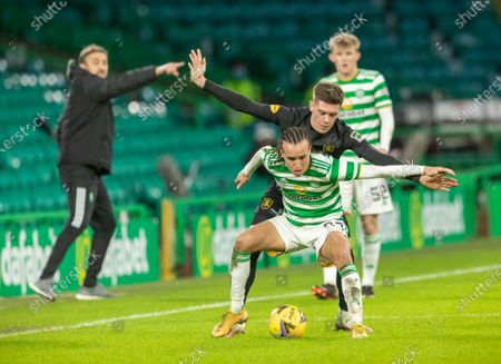 Editorial photo of Celtic v Livingston, Scottish Premiership, Football, Celtic Park, Glasgow, UK - 16 Jan 2021