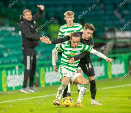 Editorial image of Celtic v Livingston, Scottish Premiership, Football, Celtic Park, Glasgow, UK - 16 Jan 2021