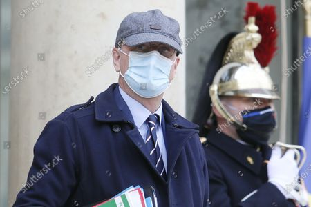 Stock Photo of Jean-Michel Blanquer, Education Minister