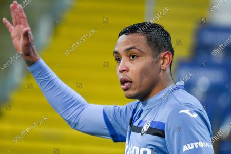 Editorial image of Udinese Calcio v Atalanta BC, Serie A football match, Udine, Italy - 20 Jan 2021