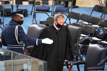 Editorial photo of Inauguration of President Joseph Biden in Washington DC, USA - 20 Jan 2021