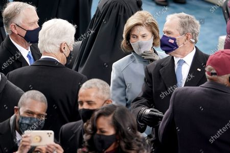 Editorial photo of 59th Presidential Inaugural Ceremony, Washington DC, USA - 20 Jan 2021