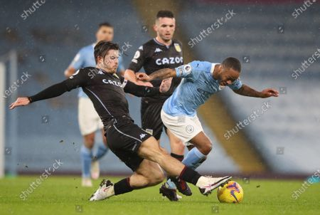 Editorial image of Manchester City vs Aston Villa, United Kingdom - 20 Jan 2021
