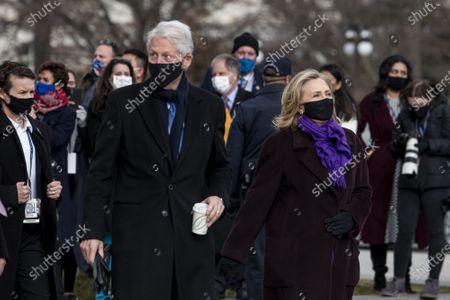 Editorial photo of Inauguration of President Joe Biden, Washington DC, USA - 20 Jan 2021
