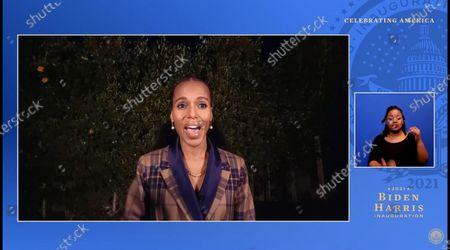 Editorial photo of Celebrating America Primetime Special, USA - 20 Jan 2021