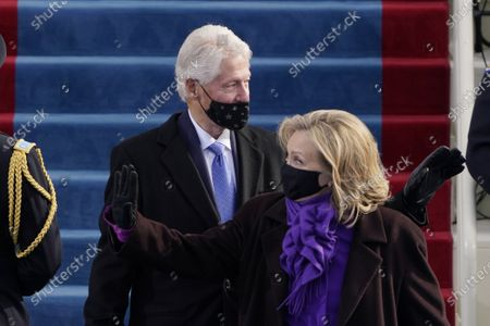 Editorial photo of Inauguration Day, Washington DC, USA - 20 Jan 2021