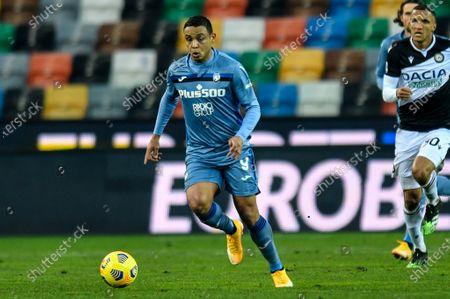 Editorial picture of Italian football Serie A match, Udinese Calcio vs Atalanta BC, Udine, Italy - 20 Jan 2021