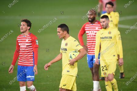 Carlos Bacca of Villarreal CF