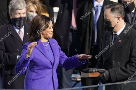 Editorial picture of Joe Biden Inauguration, Washington, DC, USA - 20 Jan 2021