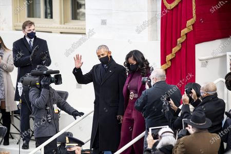 Editorial picture of U.S. Washington, D.C. Joe Biden President Inauguration - 20 Jan 2021