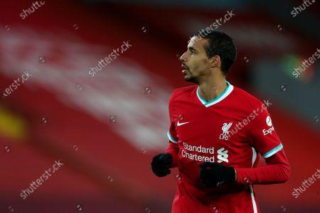 Joel Matip of Liverpool