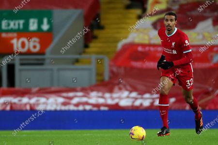 Stock Picture of Joel Matip of Liverpool